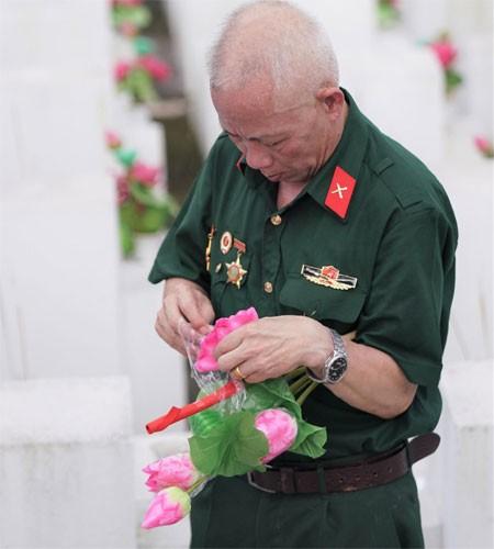 Ký ức tháng 7 của những người lính trận Vị Xuyên