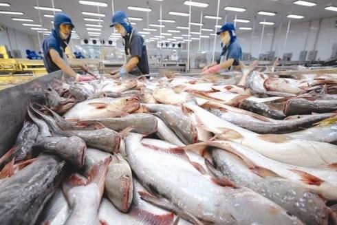 Hàng thủy sản của Việt Nam xuất khẩu vào thị trường Hoa Kỳ