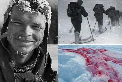 Ảnh tư liệu về đoàn thám hiểm Liên Xô chết một cách bí ẩn năm 1959