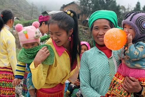 Đảm bảo quyền của đồng bào các dân tộc thiểu số là một trong những thành tựu về nhân quyền của Việt Nam