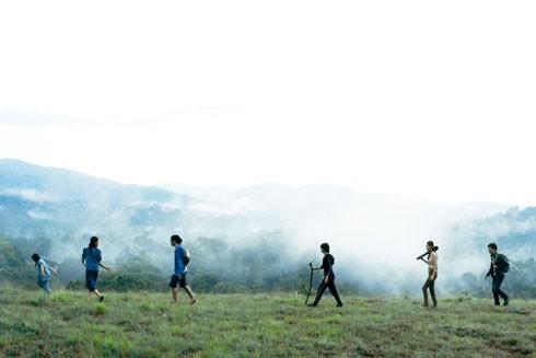 Đỉnh mù sương - phim cho khán giả thích điện ảnh võ thuật