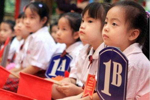 Theo Ban Chỉ đạo thi, tuyển sinh TP Hà Nội, nămhọc 2020-2021 các trường không tổ chức thi tuyển học sinh vào lớp 1