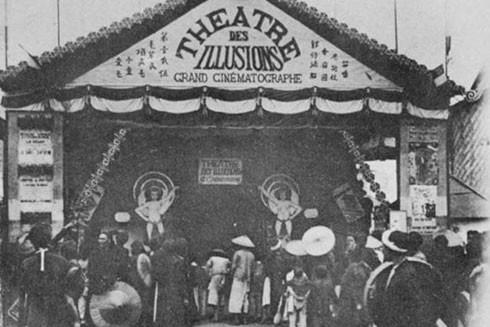 Rạp chiếu bóng ở Hà Nội đầu thế kỷ 20