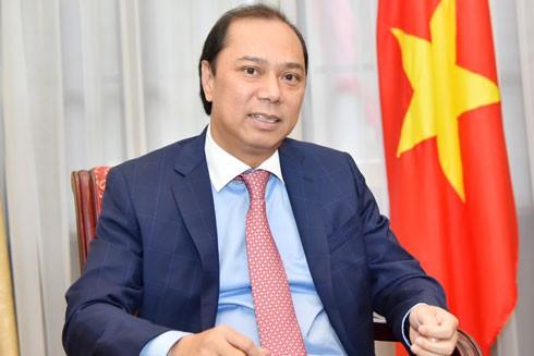 Thứ trưởng Bộ Ngoại giao Nguyễn Quốc Dũng, Trưởng SOM ASEAN Việt Nam
