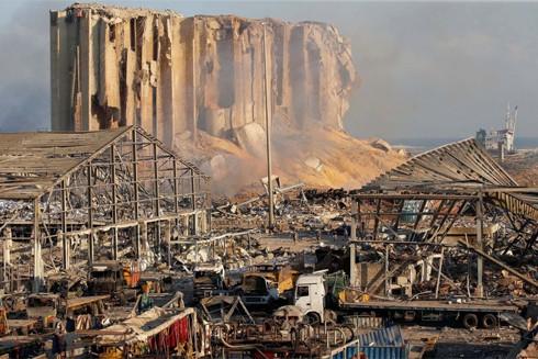 Vụ nổ kinh hoàng ở Beirut, Lebanon: Cảnh báo về lô hàng gần 3.000 tấn hóa chất nguy hiểm đã bị phớt lờ ảnh 1