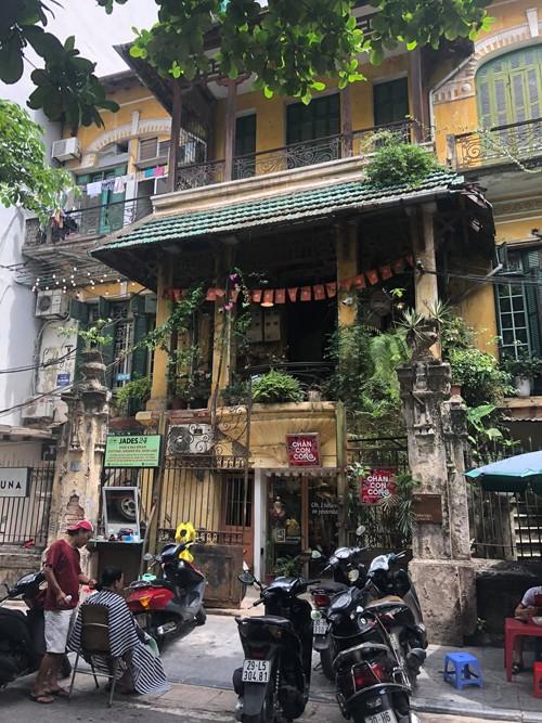 """Níu giữ """"chứng nhân lịch sử"""" trong biệt thự cổ Hà Nội (bài 1): Những ngôi nhà một thời vang bóng ảnh 1"""