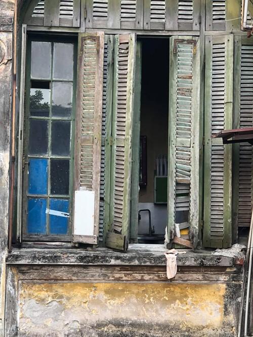"""Níu giữ """"chứng nhân lịch sử"""" trong biệt thự cổ Hà Nội (bài 1): Những ngôi nhà một thời vang bóng"""