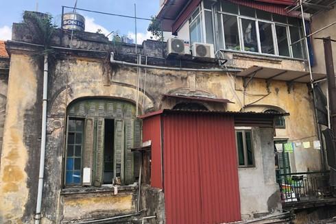 """Níu giữ """"chứng nhân lịch sử"""" trong biệt thự cổ Hà Nội (bài 1): Những ngôi nhà một thời vang bóng ảnh 4"""