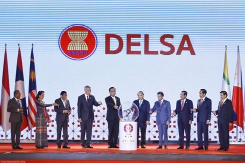 ASEAN chung sức đồng lòng vì hòa bình và an ninh khu vực ảnh 1
