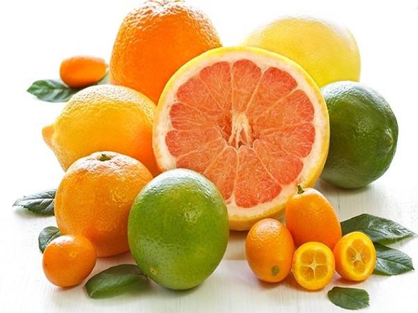 Trái cây họ cam quýt giúp phòng ngừa ung thư ảnh 1