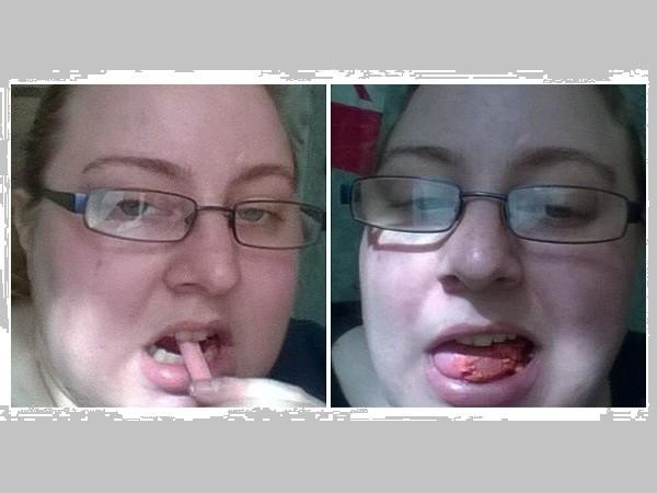 Stacie Cowley bắt đầu ăn phấn từ năm 12 tuổi