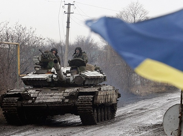 Lãnh đạo Nga, Ukraine, Đức, Pháp điện đàm giải quyết tình hình Ukraine ảnh 1