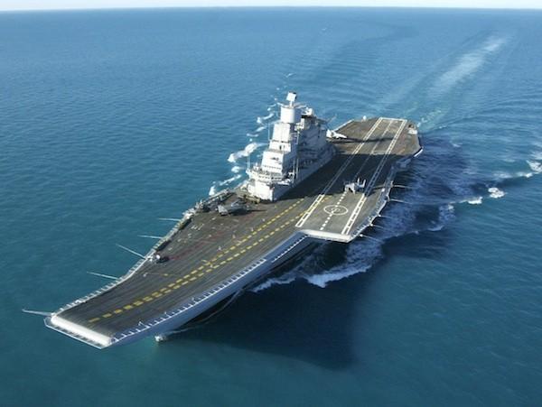 Trung Quốc tự tin sở hữu tàu sân bay tốt hơn Ấn Độ và Nhật Bản ảnh 2