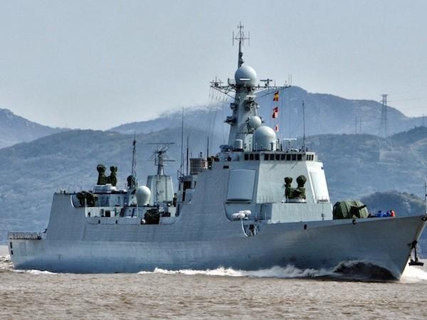 Trung Quốc lên kế hoạch đóng thêm nhiều tàu chiến hạng nặng ảnh 1