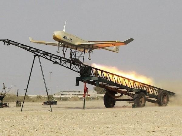 Iran ra mắt máy bay không người lái cảm tử đầu tiên trên thế giới ảnh 1