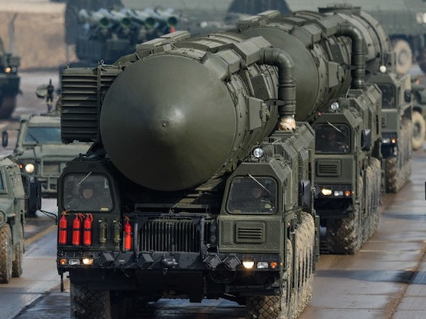 Nga cân nhắc xem xét lại hiệp ước cắt giảm hạt nhân với Mỹ ảnh 1