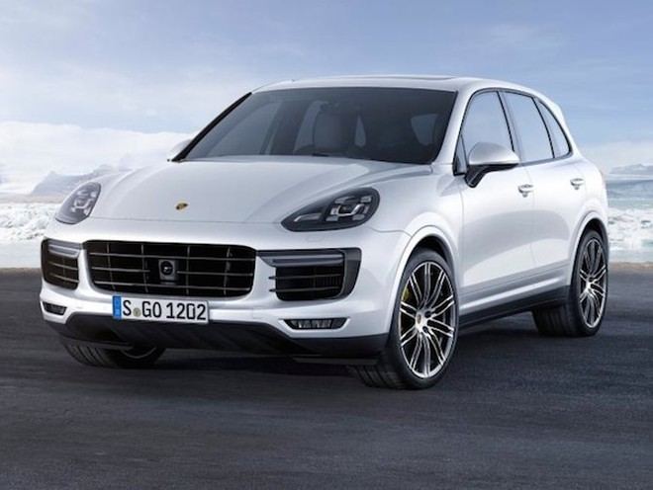 Porsche Cayenne 2017 sẽ nhanh hơn và nhẹ hơn ảnh 1