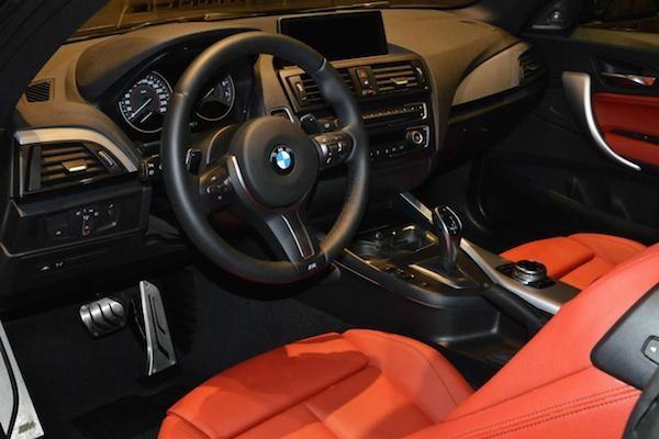 BMW làm mới M235i Coupe bằng gói nâng cấp M Performance