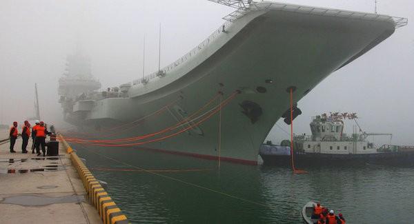 Bắc Kinh bịt thông tin về tàu sân bay thứ 2 của Trung Quốc ảnh 1