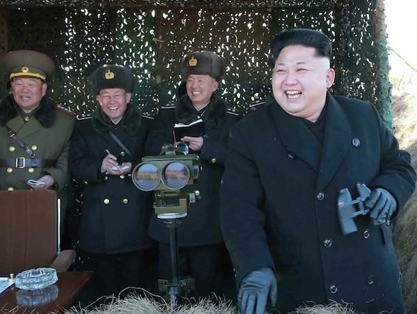 """Triều Tiên từ chối đối thoại với Mỹ, cảnh báo một """"kết cục chết chóc"""" ảnh 1"""
