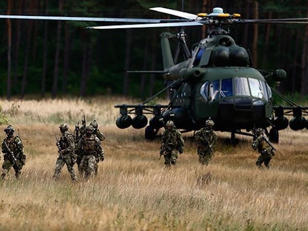 Số lượng quân đội NATO đóng tại Đông Âu có thể tăng lên 30.000 lính