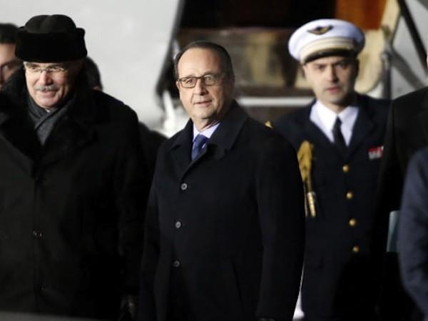 Pháp kêu gọi trao nhiều quyền tự chủ hơn cho miền đông Ukraine ảnh 1