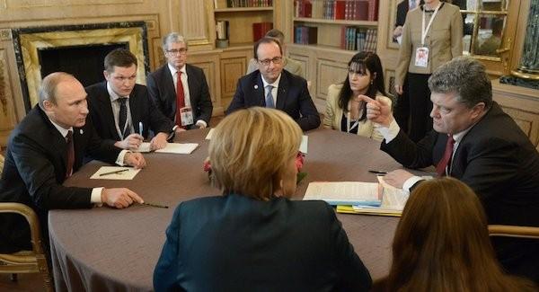 Lãnh đạo nhóm Normandy 4 sẽ cùng nhau họp bàn về tình hình Ukraine vào 11-2