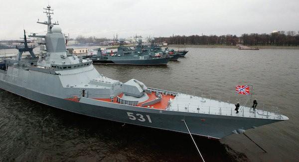 Nga thử nghiệm thành công hệ thống chống tàu ngầm Paket-NK ảnh 1