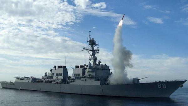 Mỹ có thể điều tàu chiến neo đậu lâu dài tại Úc ảnh 1