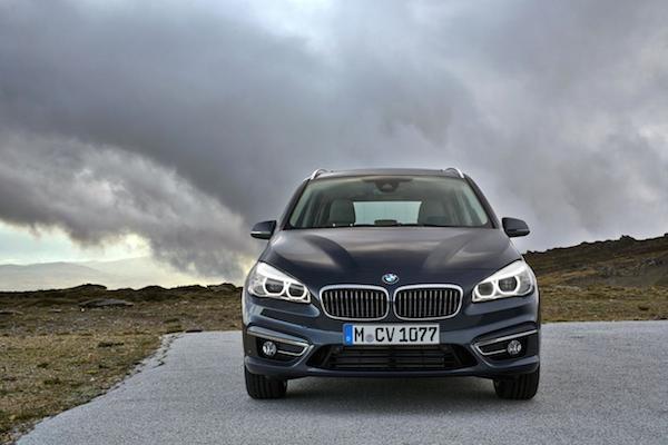 BMW 2-Series Gran Tourer: Rộng rãi và tiện lợi ảnh 3