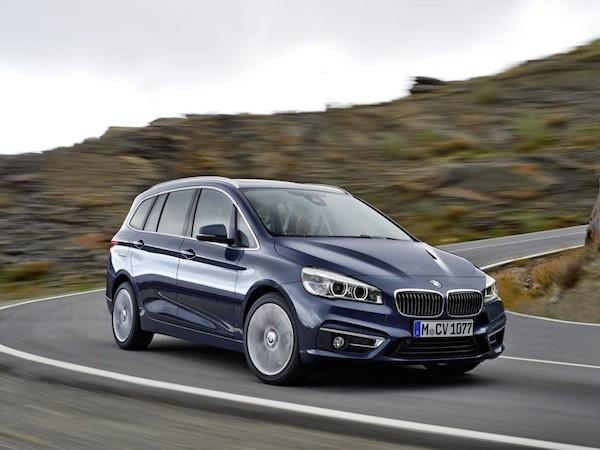 BMW 2-Series Gran Tourer: Rộng rãi và tiện lợi ảnh 1