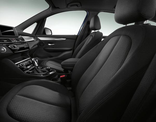 BMW 2-Series Gran Tourer: Rộng rãi và tiện lợi ảnh 2