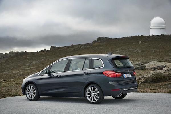 BMW 2-Series Gran Tourer: Rộng rãi và tiện lợi ảnh 5