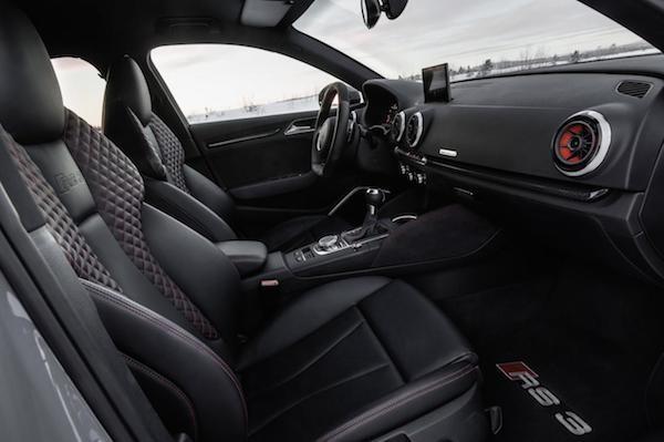 Chiêm ngưỡng những hình ảnh mới của Audi RS3 Sportback ảnh 6