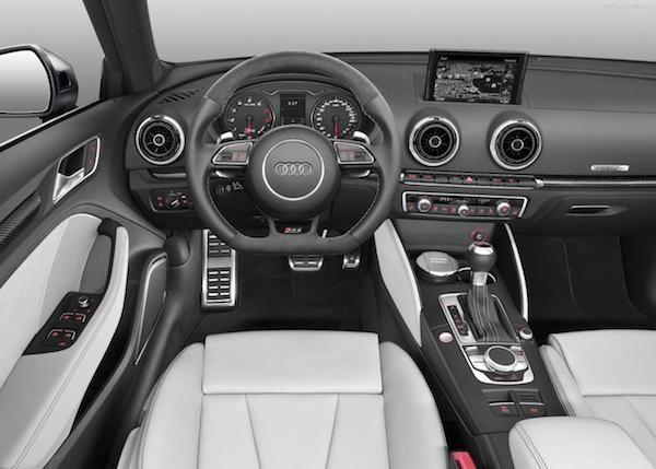 Chiêm ngưỡng những hình ảnh mới của Audi RS3 Sportback ảnh 2