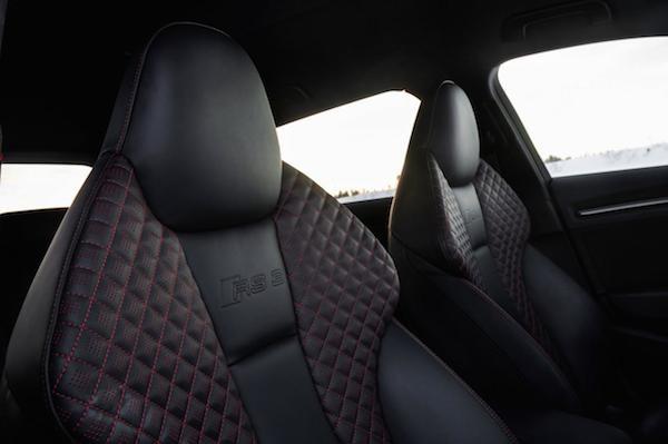Chiêm ngưỡng những hình ảnh mới của Audi RS3 Sportback ảnh 7