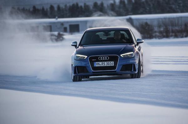 Chiêm ngưỡng những hình ảnh mới của Audi RS3 Sportback ảnh 3