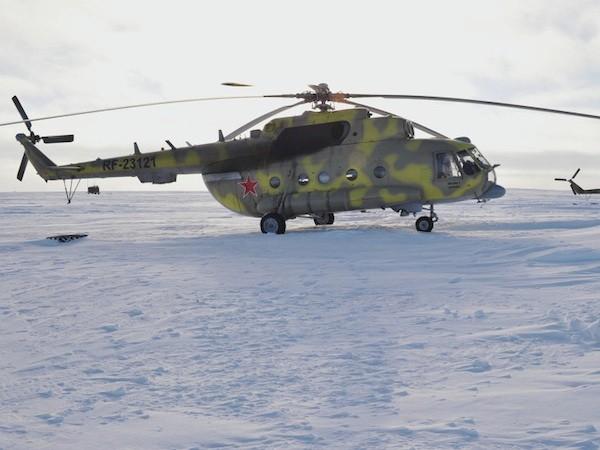 Tổng số tiền đầu tư cho căn cứ Nagurskoye sẽ lên đến 123,3 triệu USD