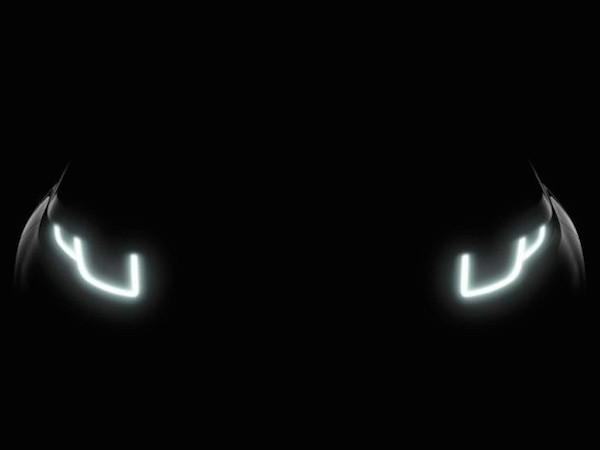 Land Rover tung ảnh teaser đầy bí ẩn của Range Rover Evoque ảnh 1
