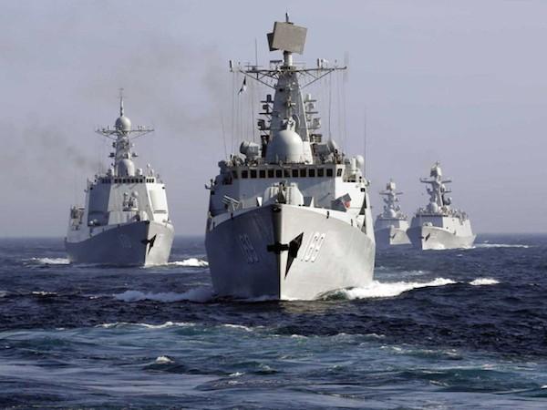 Trung Quốc mở rộng tầm ảnh hưởng ở Tây Thái Bình Dương bằng việc tăng cường thực hiện các bài tập trận