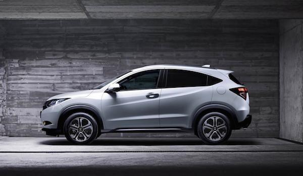 Honda HR-V 2015: Rộng rãi và tiện lợi ảnh 3