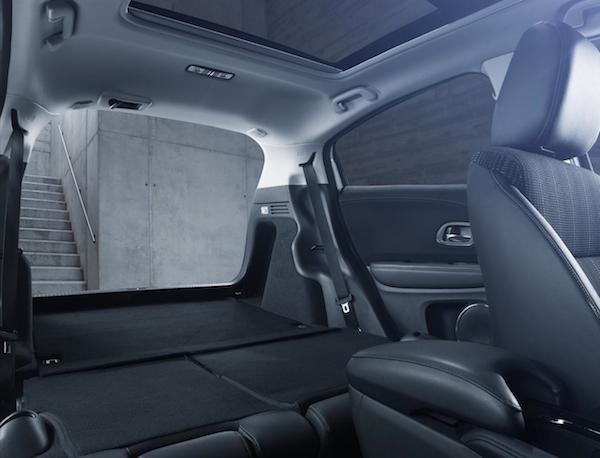 Honda HR-V 2015: Rộng rãi và tiện lợi ảnh 2