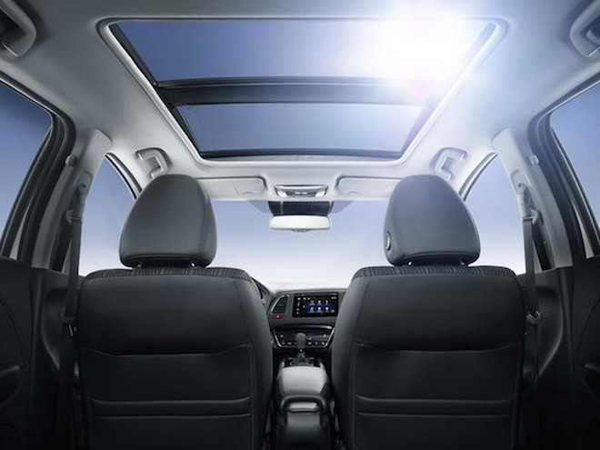 Honda HR-V 2015: Rộng rãi và tiện lợi ảnh 5