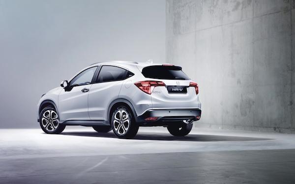 Honda HR-V 2015: Rộng rãi và tiện lợi ảnh 4