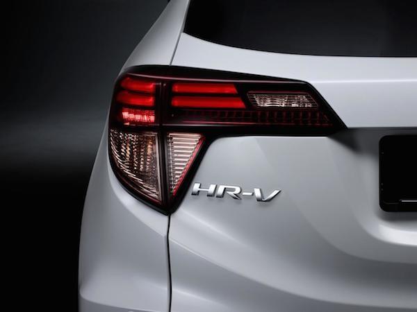 Honda HR-V 2015: Rộng rãi và tiện lợi ảnh 7