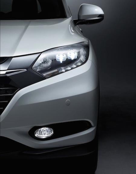 Honda HR-V 2015: Rộng rãi và tiện lợi ảnh 6