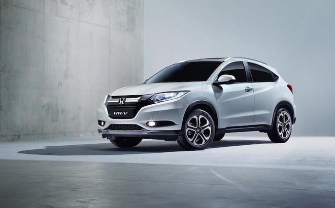 Honda HR-V 2015: Rộng rãi và tiện lợi ảnh 1