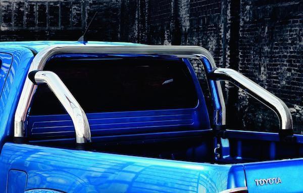 Toyota trình làng phiên bản cao cấp Hilux Invincible X