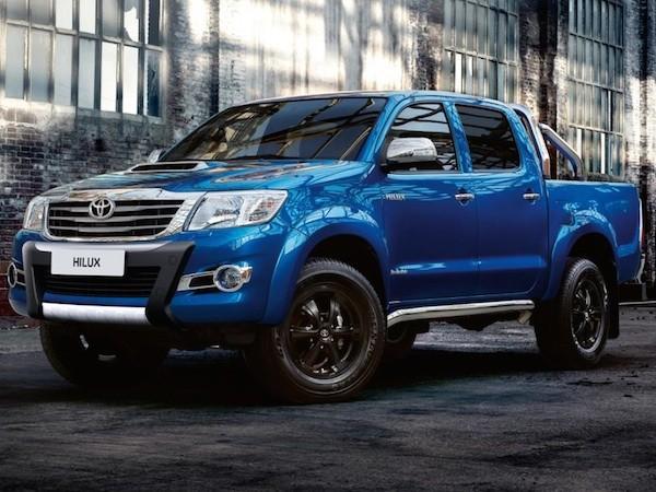Toyota trình làng phiên bản cao cấp Hilux Invincible X ảnh 1