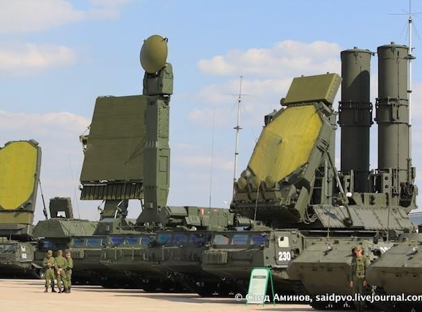 Nga đề nghị bán tên lửa phòng không Antey-2500 cho Iran thay thế S-300 ảnh 1